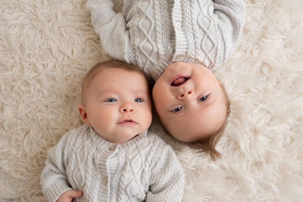 Crayne twins