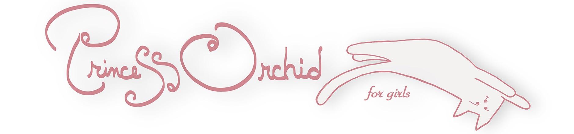 Princess Orchid Logo